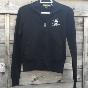 "POLO Ralph Lauren ""RL FOOTBALL CLUB"" track jacket"